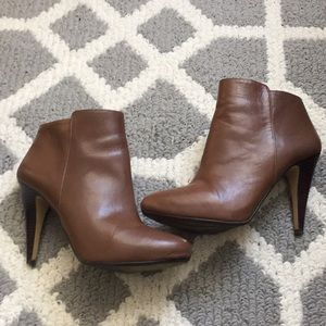 Banana Republic booties in size 7.5